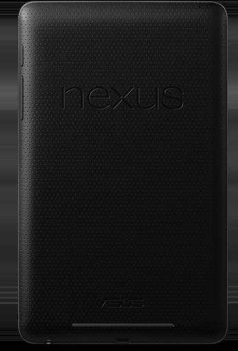 Google представила новый планшет Nexus 7 [Обзор]