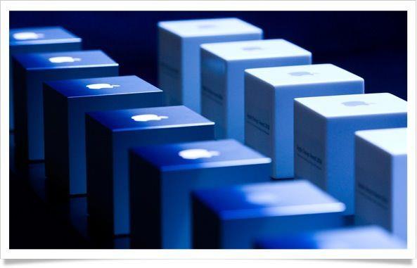 Apple определила победителей премии Design Award 2012