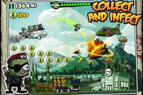 Скачать Zombie Ace для iPhone, iPod и iPad - Зомби против человечества!