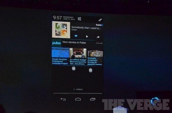 Google представил обновление Android 4.1 с конкурентом Siri