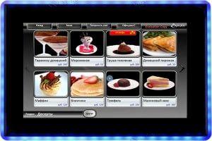 eMenu - электронный аналог бумажному меню