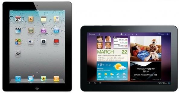 Apple и Samsung в борьбе за право использования 3G