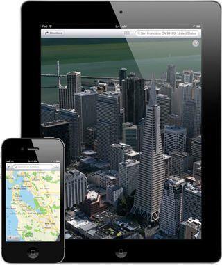 Джейлбрейк-твик 3DEnabled активирует 3D карты новой iOS 6 в iPhone 3GS и iPhone 4 [Видео]