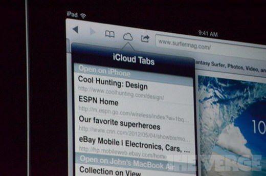 Демонстрация работы Safari в iOS 6 [Видео]