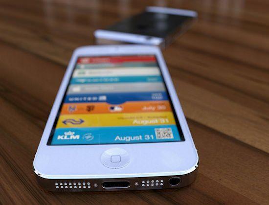 Очередная впечатляющая визуализация iPhone 5 [Концепт / Фото]