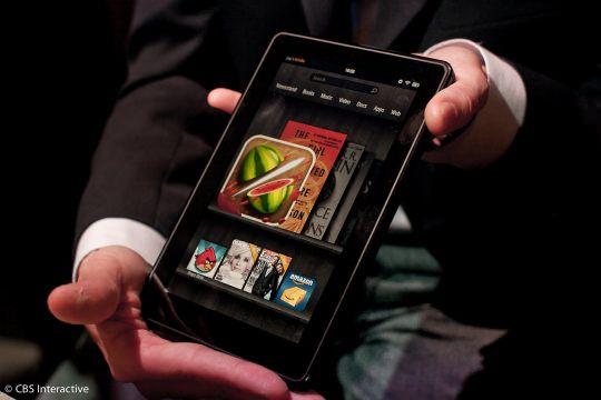 В ближайшее время Amazon планирует выпустить 2 новых планшета