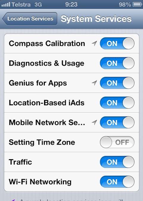 Что нового в iOS 6 beta 2. [Обзор функций]