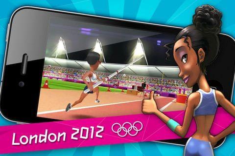 London 2012 - официальное приложение летних олимпийских игр 2012 в Лондоне