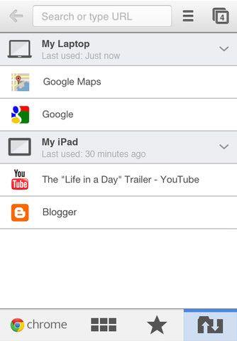 Google Chrome заменит Safari в iOS? [Обзор браузера]