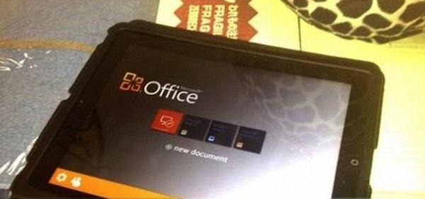 Microsoft Office для iPad появится 10 ноября