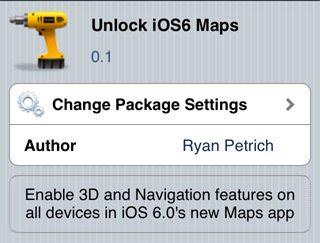 Как включить 3D-карты в iOS 6 на iPhone 4 и iPhone 3GS [Инструкция]