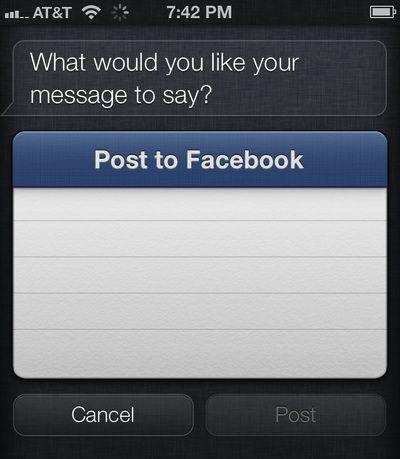 Новое в IOS 6: Twitter и Facebook появились в Центре уведомлений iOS 6