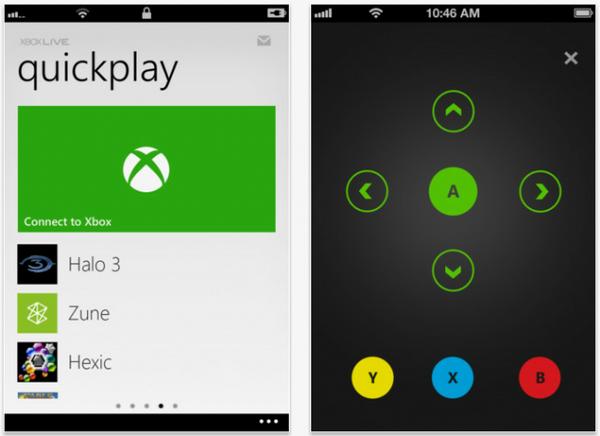 Xbox - официальное приложение игровой консоли X-Box