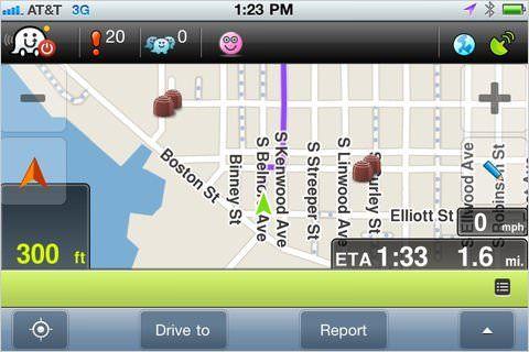 Карты Apple в iOS 6 используют Bing от Microsoft