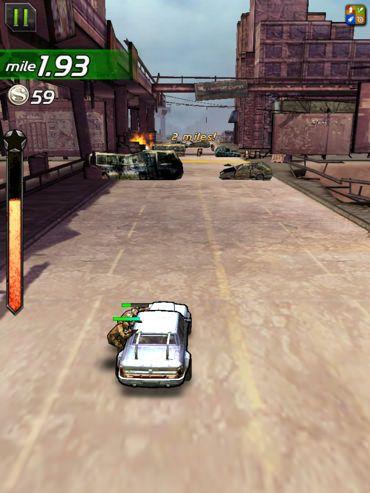 Mutant Roadkill - гонки среди мутантов для iPhone и iPad
