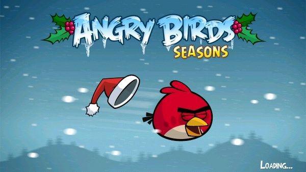 Free App Of The Week №7 – Angry Birds Seasons скачать бесплатно! [AppStore / Обзор]
