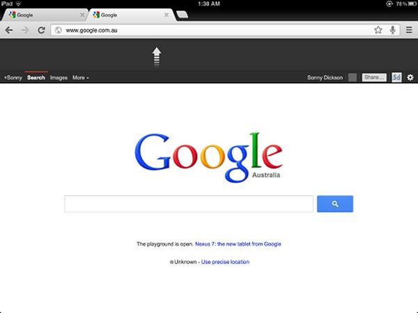 Твик Chromizer добавляет в Google Chrome Pull-to-Refresh и полноэкранный режим