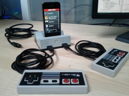 GameDock превратит iPhone или iPad в игровую ретро-приставку [Аксессуары]