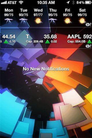 AnimateAll - анимация в Центре уведомлений, экране блокировки и главном экране