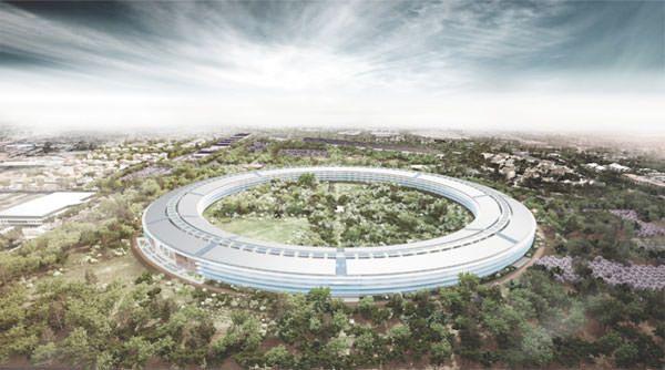 Новая штаб-квартира Apple будет открыта в 2015 году