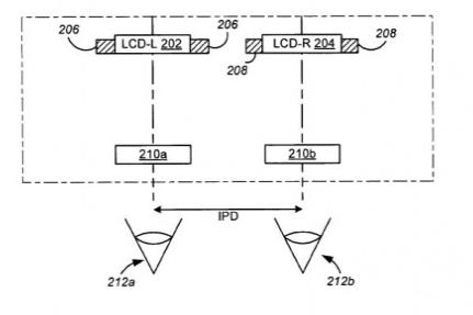Новый патент Apple на «шлем-очки» - ответ Project Glass от Google