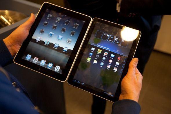 Новости с полей сражений между Apple и Samsung