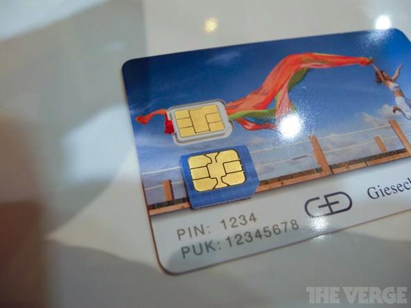 Вероятно, в iPhone 5 все-таки будут использоваться nano-Sim карты