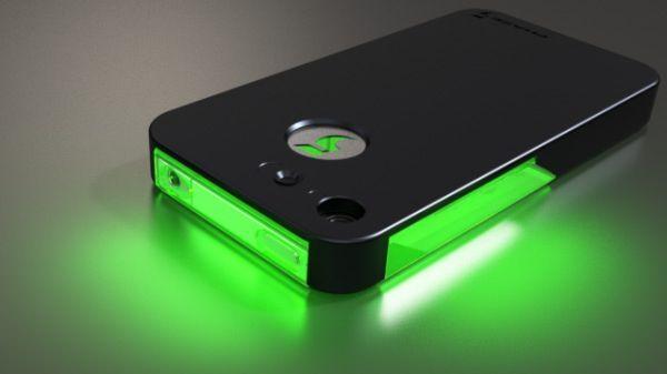 FLASHr - чехол для iPhone 4S со встроенным световым шоу [Аксессуары]