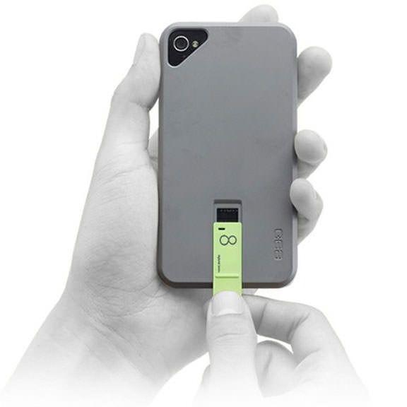 Ego Hybrid: уникальный чехол для iPhone 4 или iPhone 4S с USB Flash [Аксессуары]