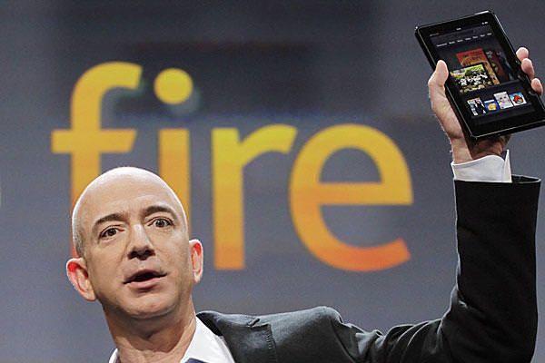 Amazon планирует выпустить обновленный Kindle Fire в третьем квартале этого года
