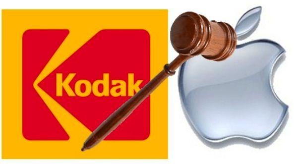 Kodak проиграла Apple и потеряла свою последнюю надежду