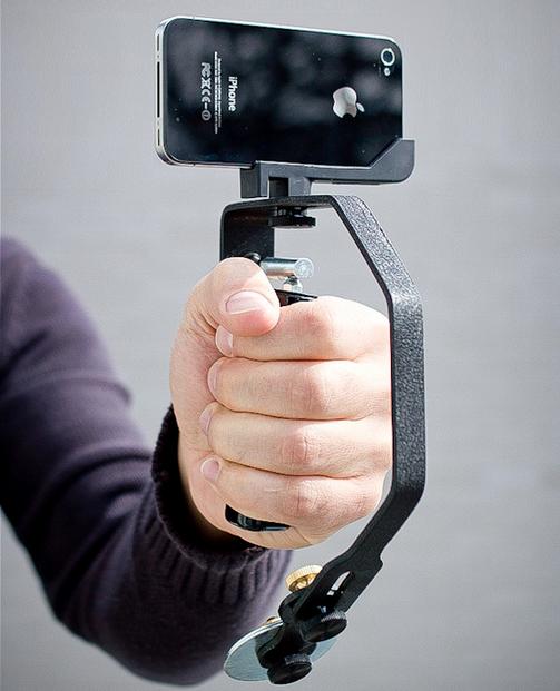 Picosteady - стабилизатор для съемки видео на iPhone [Аксессуары]