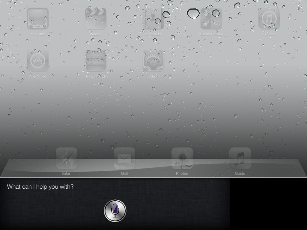 Как установить Siri на iPad, iPad 2, The New iPad? [Инструкция]