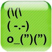 Скачать TextPics - картинки из символов на iPhone [Обзор / AppStore]