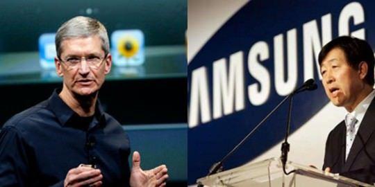 Тим Кук встретился с руководством Samsung