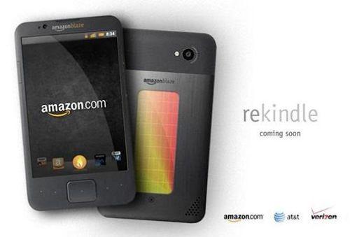 Bloomberg: Amazon может выйти на рынок смартфонов уже в ноябре текущего года