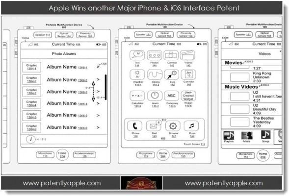 Берегитесь конкуренты! Apple получила окончательные патенты на смартфон