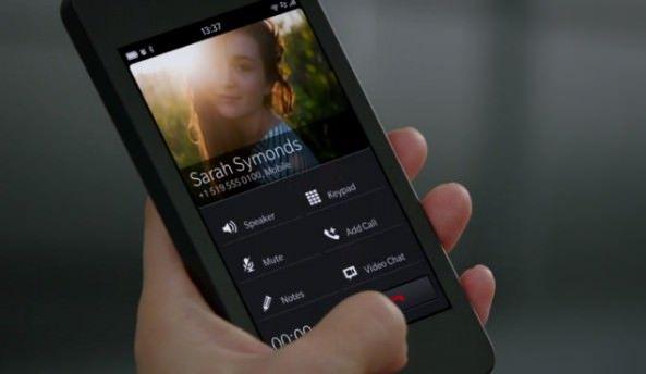 У BlackBerry будет аналог Siri