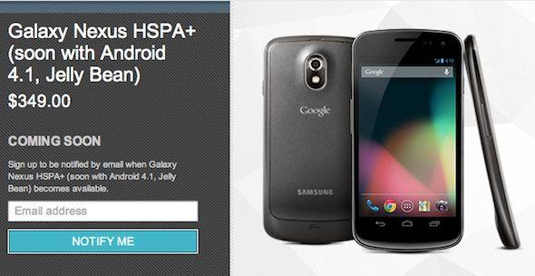 Apple vs Samsung. Galaxy Nexus свернул продажи в США