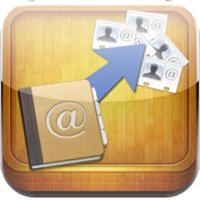 iBackup Contacts: создание резервной копии контактов без компьютера на iPhone [AppStore / Обзор / Скачать]