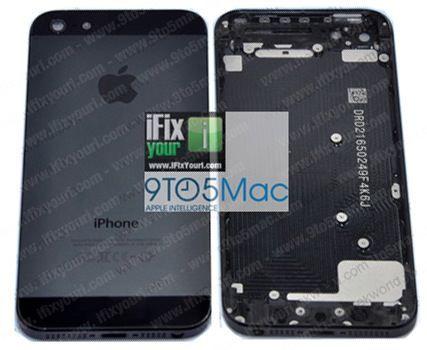 Macotakara: в Китае приступили к производству нового iPhone 5 [Фото]