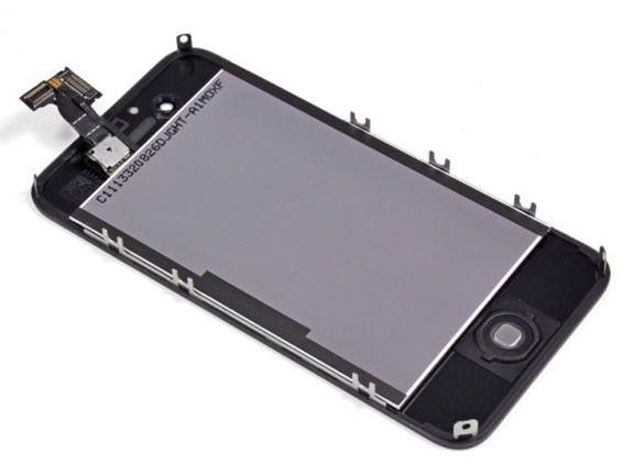 4-дюймовая панель предполагаемого iPhone 5 [Фото]