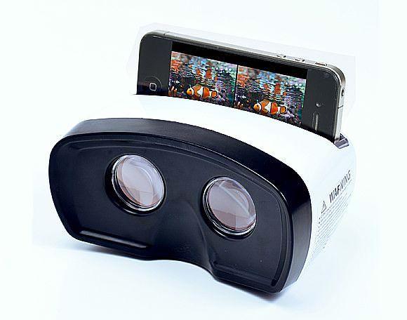 iPhone 3D viewer или как смотреть YouTube в 3D на iPhone [Аксессуары]