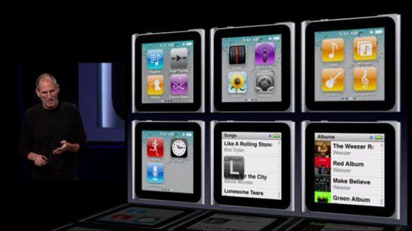 Новый iPod nano - новый дизайн, кнопка Home и интеграция с iTunes [Слухи]