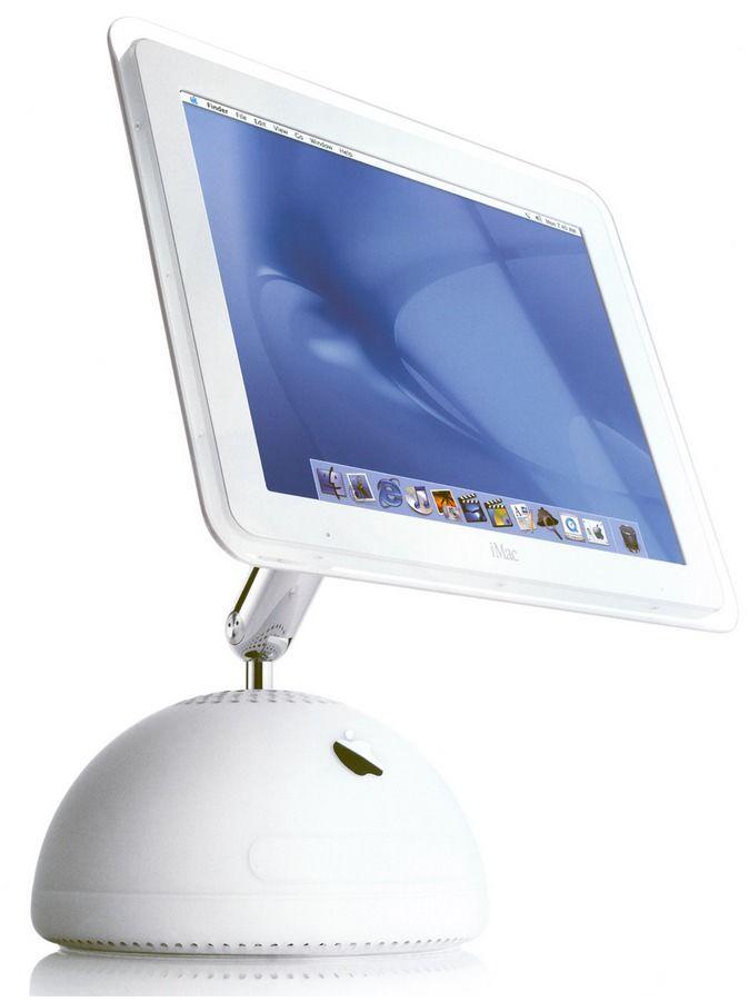 iMac G4 (лампа Джобса): 17 лет спустя