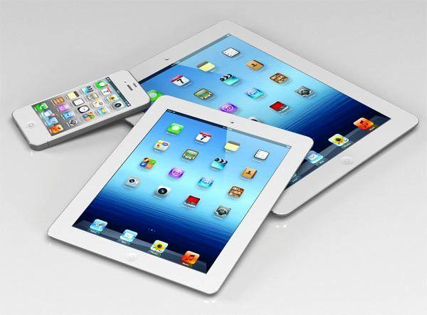 Bloomberg: iPad Mini вероятно будет анонсирован в октябре 2012 года.