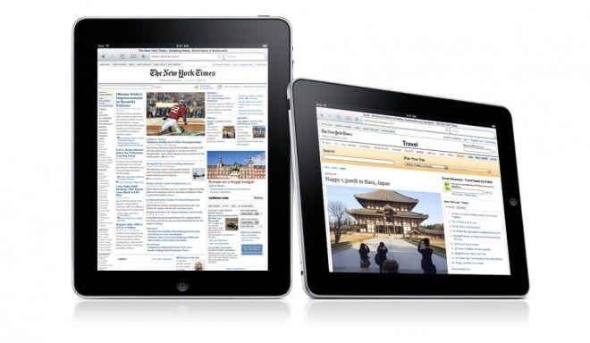 iPad: 2/3 рынка - это далеко не предел