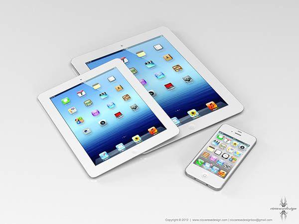 Журналисты: презентация iPhone 5 и iPad mini может состояться в разное время
