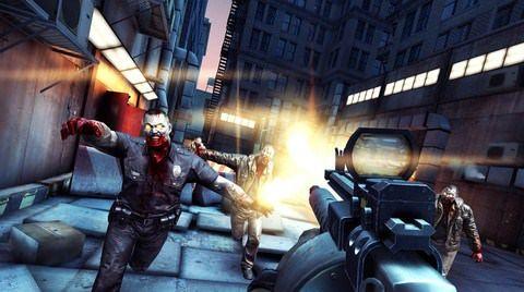 Dead Trigger - самый кровавый зомбошутер для iPhone и IPad