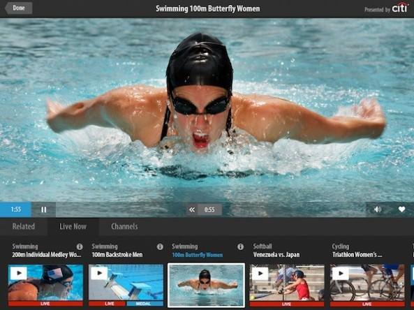Скачать приложение Летних Олимпийских игр 2012 для iPhone и IPad